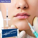 1ml Fine Line Anti-wrinkle filler Cross-linked Hyaluronic Acid Injection Dermal Filler Manufactures