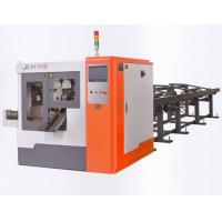 Easy To Operate Automatic Bandsaw Machine Digital Monitoring Control Panel Manufactures