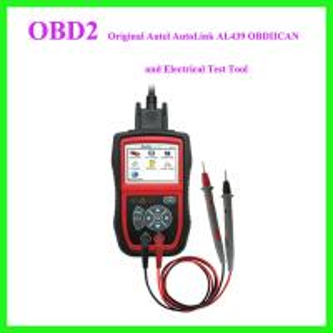 Original Autel AutoLink AL439 OBDIICAN and Electrical Test Tool Manufactures