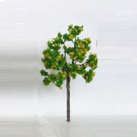 China 1:150 wire trees ,model trees,miniature artifical trees,landscape trees,fake trees,scale trees,street scale trees on sale