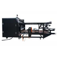 Rotary Large Format Heat Press T Shirt Printing Machine High Efficiency Manufactures