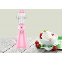 Lightweight Hand Ice Cream Maker Household Pure Juice Extractor Easy Operate Type Manufactures