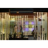 Crystal LED Bubble Column Pillars Manufactures