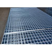 China Industrial Metal Catwalk Steel Grating With High Bearing Capacity Raw Material on sale