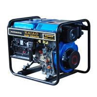 China 50hz 6kva 3000rmp Open Frame Diesel Generators , Electric Start Diesel Generator KDE8600E on sale
