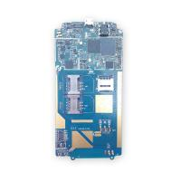 94v0 UL Rohs FR4 Printed circuit board assembly 4G Android Mobile motherboard Manufactures