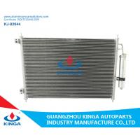 High quality All Aluminum A/C auto car  Condenser for Nissan X-Trail T31 (07-) ; OEM: 92100-Jg000 Manufactures