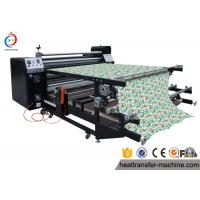 China Sturdy Structure 6 Feet Roller Heat Transfer Printing For Sublimation Soccer Uniforms on sale