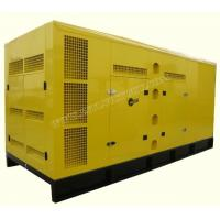 150KW 3 Phase Natural Gas Powered Generators H Insulation Grade Manufactures