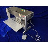 Auto PCB Depaneling Machine With Circular Linear Blades For SMT Assembly Manufactures