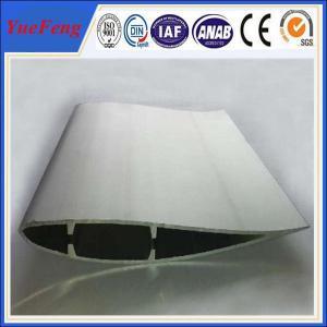 aluminium louvre blade fin, aluminium extruded shutters, mill blade aluminium extrusion Manufactures