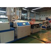 China High Performance PE Corrugated Plastic Pipe Extrusion Line CE ISO9001 on sale
