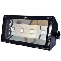 Free shipping CE RoHs UL High quality 4 X 100W LED Stage Light White 400W DMX LED Strobe Manufactures
