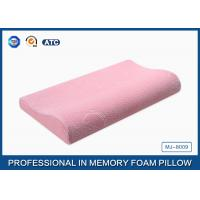 China Super Soft Memory Foam Contour Pillow / Sleep Innovations Memory Foam Pillow on sale