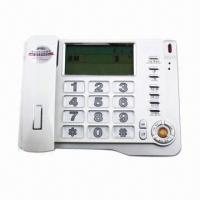 China Wireless Telephone Alarm System Monitor by Telephone, Suitable for Garages and Warehouses on sale