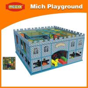 Lastest Indoor Playground Equipment (1044A)