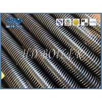 Aluminum Stainless Steel Welding Finned Tube , Fin Tube Heater 1 Year Warranty Manufactures