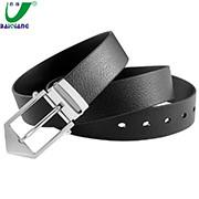 China High Quality Wholesale Casual Brown Automatic Genuine Replacement Men Leather Belt Strap on sale