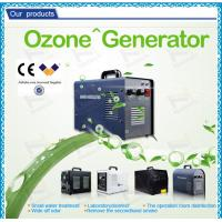 Portable high concentration ozone generator 3g / water treatment ozone maker machine Manufactures