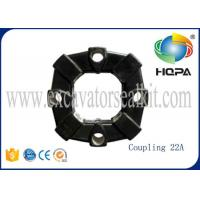 Customized Excavator Spare Parts Coupling 22A & Coupling 22AS Rubber Manufactures
