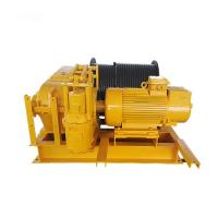 China High Stability Industrial Electric Power Winch  1 - 15 Ton For Mines Engineering on sale
