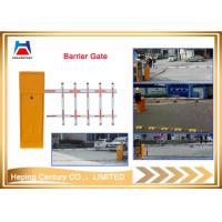 China 2 Fence Automatic vehicle barrier servo motor arm parking barrier gate on sale