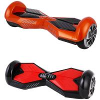 Quality 8 inch Cool Self Balance Electric Scooter hover board with Bluetooth speaker and remote controller for sale