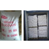 China C6H11NaO7 Calcium Gluconate Powder For Steel Surface Cleaning Agent on sale