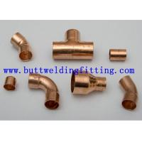CuNi Butt Weld Fittings ERW Welded Elbow Tee Reducer Cap EEMUA 146 C7060x Manufactures