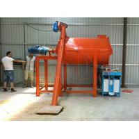 China Efficient Dry mortar mixer production line 1t/h for the mixing of many kinds of dry powder and fine granular materials on sale