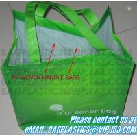 woven SHOP bag, FIBC bags, big bags, ground cover, tarpaulin, PE tarpaulin, weed mat, Flex Manufactures