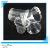 3oz pudding cup,sauce cup,plastic cup with lid Manufactures