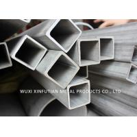 China Industrial Duplex Stainless Steel Pipe / Square Stainless Steel Tubing Seamless on sale