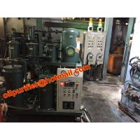 Fixed and mobile type hydraulic oil treatment plant, gear oil purifier, oil flushing system for hydroturbine 600l/h Manufactures