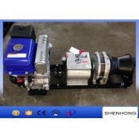5T High Speed 13HP Gas Engine Powered Winch With YAMAHA Engine 1200 * 600 * 750mm Manufactures