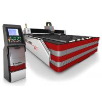 China Durable CNC Fiber Laser Cutting Machine High Performance HECF3015I-1000 on sale