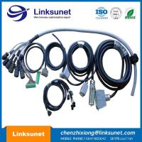 Customized Industrial Wire Harness Assembly Large Current Rectangular Power Connector Manufactures