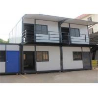 China Modern Luxury Custom Container House Light Weight  Quick Installation on sale