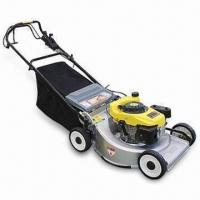 Lawn Mower with 5.5hp/3600r/min Maximum Power Output, Engine Passed US EPA Certification Manufactures
