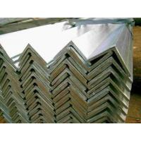 China Standard Pickled Stainless Steel Angle Bar SS304 SS304L SS316 SS316L SS201 SS310S on sale