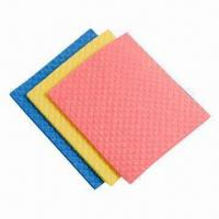 Cellulose Sponge Cloth, Soft, Absorbs Water Very Fast Manufactures