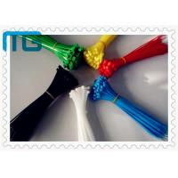 High quality nylon cable ties with different sizes ,available in avarious colors ,UL94-V2 ,CE approval Manufactures