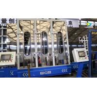 High Efficiency Vertical Glass Washing And Drying Machine CE & SGS Certification for sale