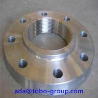 Stainless Steel F304L F316 F316L Forged Steel Flanges 1/2 - 60 Inch 150# - 2500# Manufactures