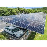 Fast Charging Solar Electric Charging Stations For Energy Efficient Vehicles Manufactures