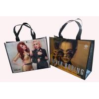 Luxury Design Waterproof Non Woven Carry Bags Durable For Lady Fashion Manufactures
