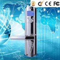 Finger Print Safe Door Lock (HF-LE211) , The Digital Mortise Lock for Outdoor, Indoor Manufactures