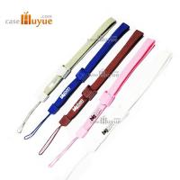 China Mobile Phone Strap Promotion Hand Strap 10mm polyester webbing in different color on sale