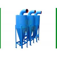 Compact Multi Cyclone Dust Collector Long Service Life 910 M3/H Gas Volume Manufactures