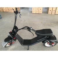 1200w 60v Balance Electric Scooter Citycoco Harley Scooter With Turning Lights Manufactures